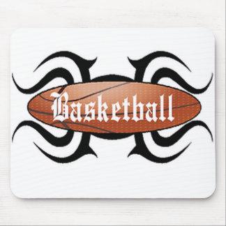 Basketball Tribal 2 Mouse Pad