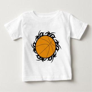 Basketball Tribal Circle Baby T-Shirt
