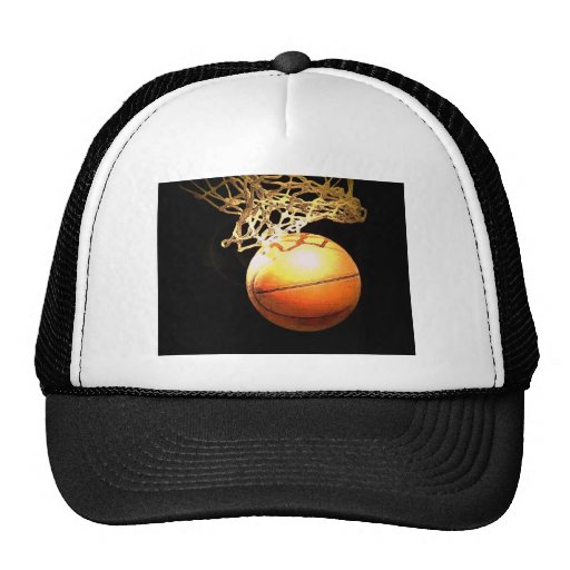 Basketball Trucker Hats