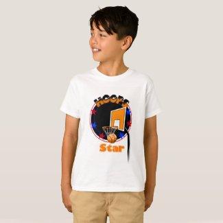 Basketball Tshirt for Boys