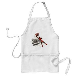 Basketball Tshirts and Gifts Adult Apron