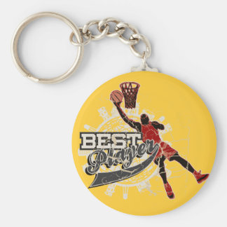 Basketball Tshirts and Gifts Keychain