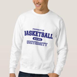Basketball University Sweatshirt