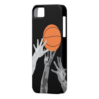basketball up for grabs vector design iPhone SE/5/5s case