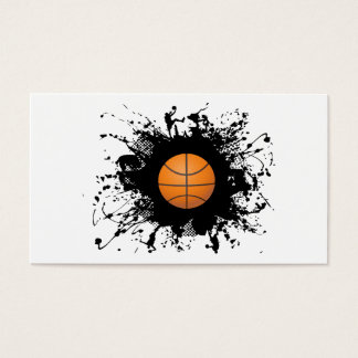 Basketball Urban Style Business Card