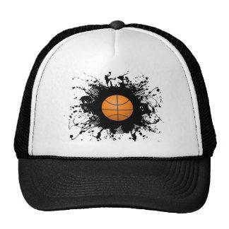 Basketball Urban Style Trucker Hat