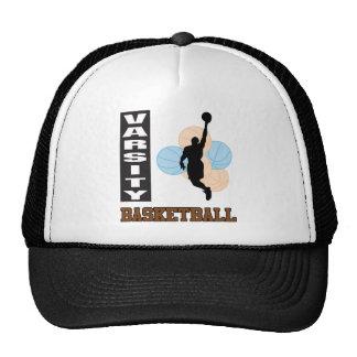 Basketball Varsity Trucker Hat