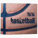 Basketball Vinyl Binders