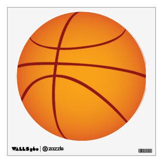 Basketball Wall Decal
