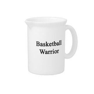 Basketball Warrior Pitchers