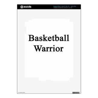 Basketball Warrior iPad 3 Skins
