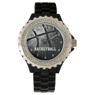 Basketball watch   Personalizable with name