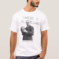 BASKETBALL: WHERE IT ALL BEGAN T-Shirt