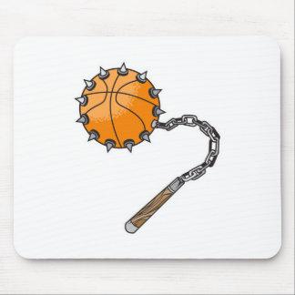 basketball whip mace mouse mats