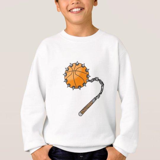 basketball whip mace sweatshirt