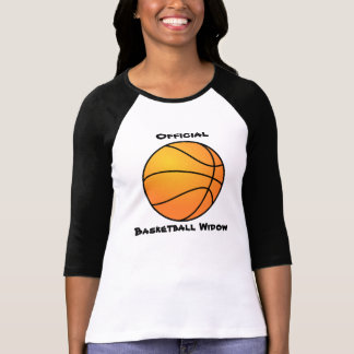 Basketball Widow Shirt