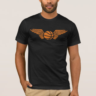 basketball. winged. T-Shirt