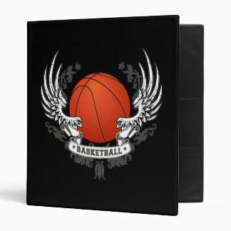 Basketball Wings Binder