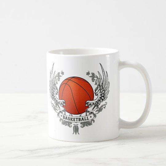 Basketball Wings Mug