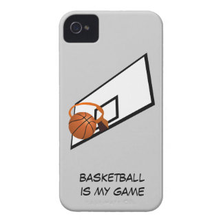 Basketball with Hoop Case-Mate iPhone 4 Case