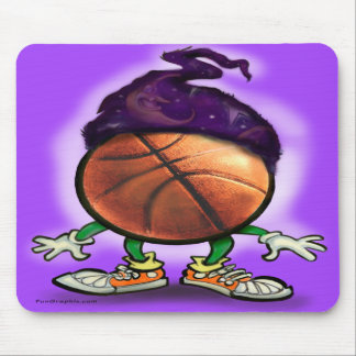 Basketball Wizard Mouse Pad