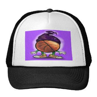 Basketball Wizard Trucker Hat