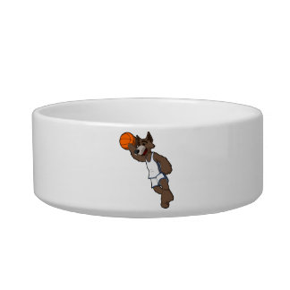 Basketball Wolf Bowl