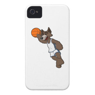 Basketball Wolf iPhone 4 Case