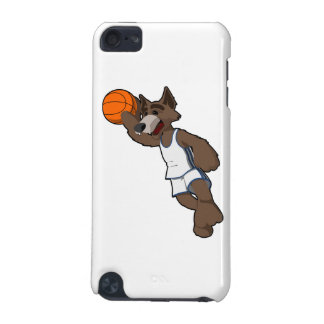 Basketball Wolf iPod Touch 5G Cases