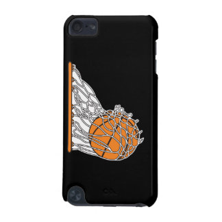 basketball woosh ball in net vector illustration iPod touch (5th generation) cover