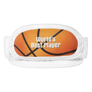 Basketball World's Best Player Visor