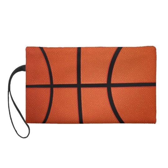 Basketball Wristlet