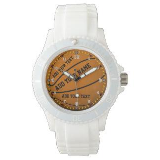 Basketball Wristwatch