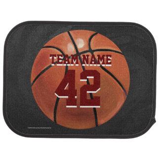 Basketball Floor Mat