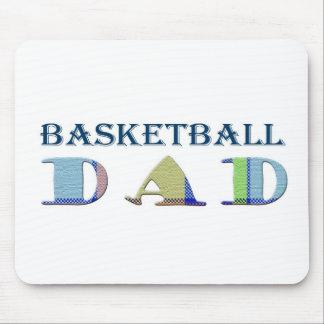 BasketballDad Mouse Pad