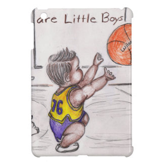 Basketballer iPad Mini Cases