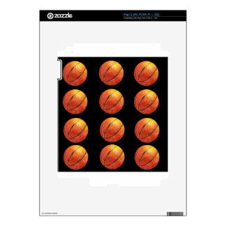 Basketballl Calcomanía Para El iPad 2
