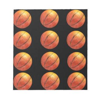 Basketballl Libretas Para Notas