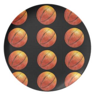 Basketballl Plate