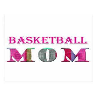 BasketballMom Postcard