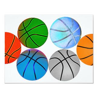Basketballs 2010 card