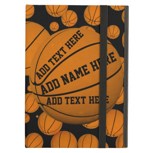 Basketballs Case For iPad Air