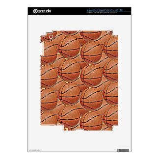 BASKETBALLS iPad Skin