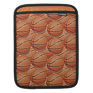 BASKETBALLS iPad Sleeve