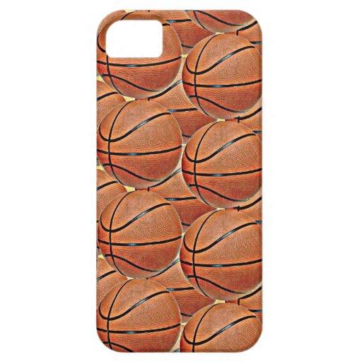 BASKETBALLS iPhone 5 Case-Mate Case iPhone 5 Cases