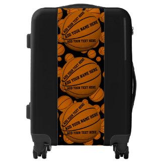 Basketballs Luggage