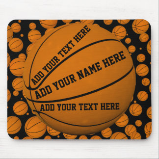 Basketballs Mousepad