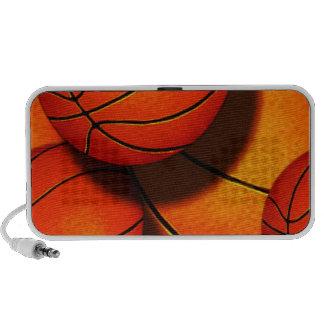 Basketballs Portable Speaker