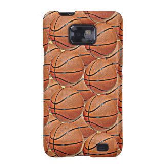 BASKETBALLS Samsung Galaxy S II Case Galaxy S2 Cases