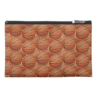 BASKETBALLS TRAVEL ACCESSORY BAGS